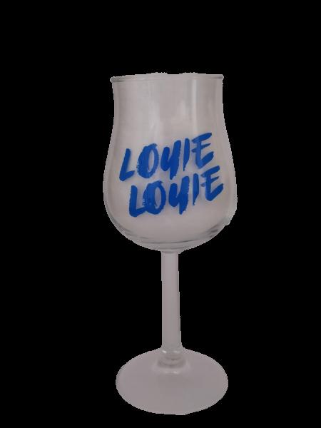 Louie Louie Weinglas