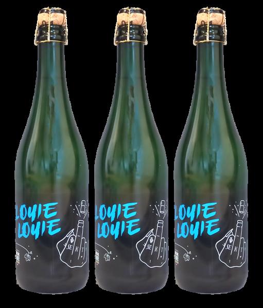 3er Karton - Louie Louie Winzersekt